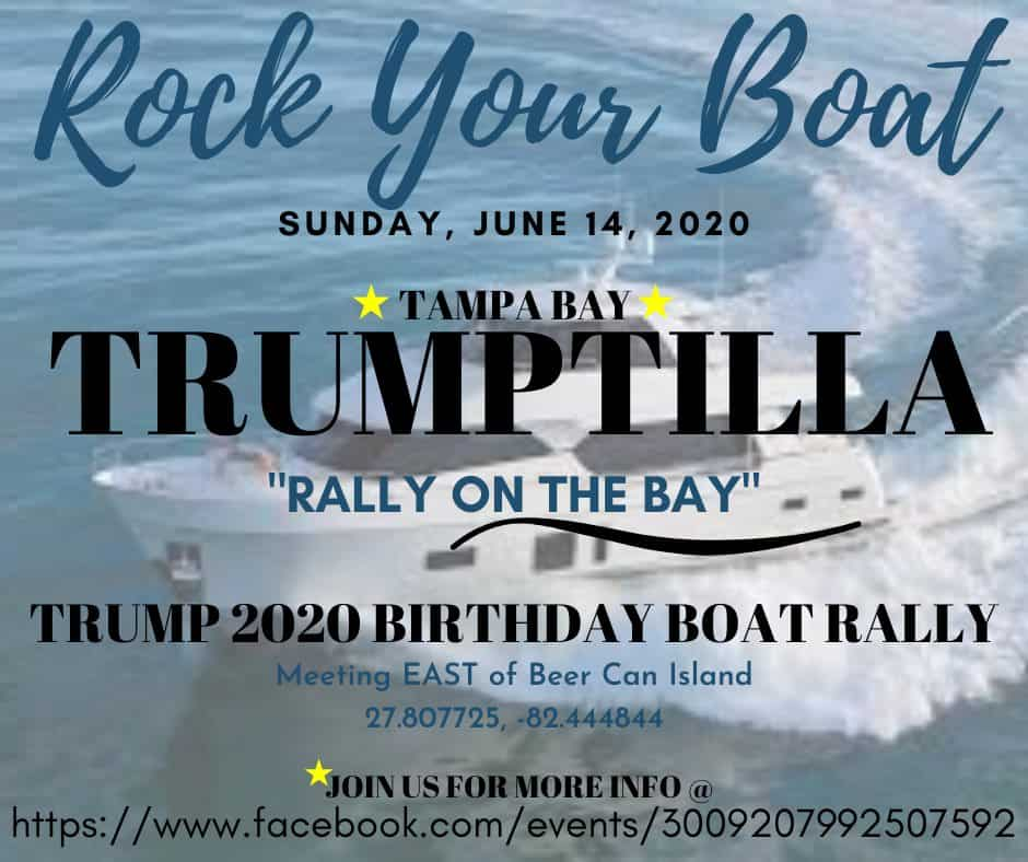 Rally This Sunday In Apollo Beach By